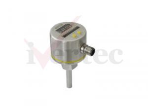 sensor de flujo y temperatura